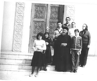 Pelerinaj la mânăstirile din Moldova – 1986