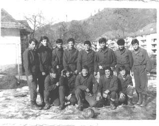 Liceu, Bălan – 1988