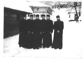 Mânăstirea Nicula – decembrie 1991