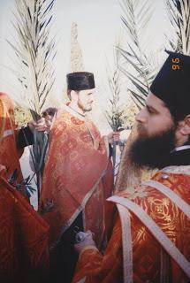 Ierusalim: Floriile, Patriarhul Diodor, Biserica Invierii…!