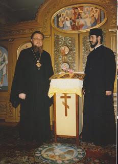 Cu Arhiepiscopul Sawa de Bialistok-Polonia…!