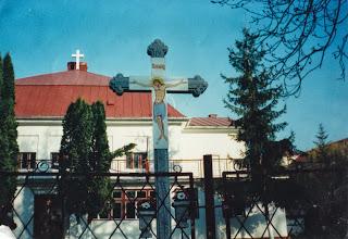 Sfantul Dimitrie Izvoratorul de mir, Capela Militara Dej