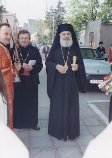 Capela Militară Dej, Duminica Floriilor, Sf. Gheorghe – 23.04.2000