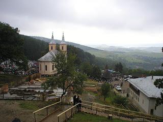 Manastirea Nicula, Hram – 2002, Hirotesia intru arhimandrit…!
