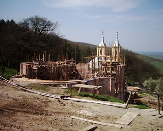 Inaugurare Casa de Creatie, Manastirea Nicula – 02.05.2004