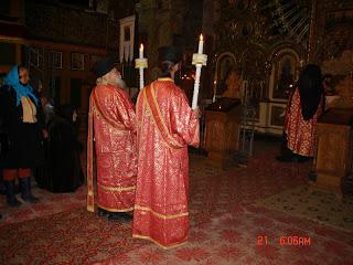 Călugăria părintelui Alexie Bud, Mânăstirea Nicula – 21.11.2004