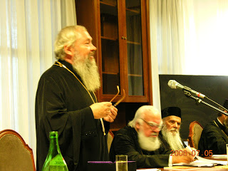 Sinod Mitropolitan, Mânăstirea Nicula – 05.07.2005