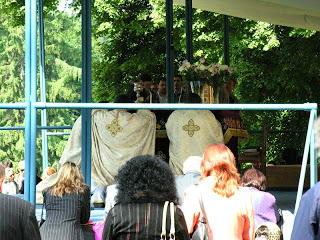 Rusalii, Mânăstirea Nicula – 11.06.2006