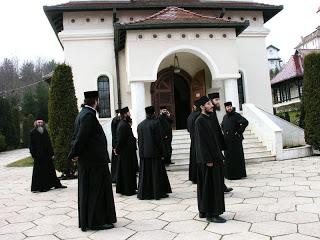 """Mânăstirea Recea, Mânăstirea """"Mihai Vodă""""…!"""