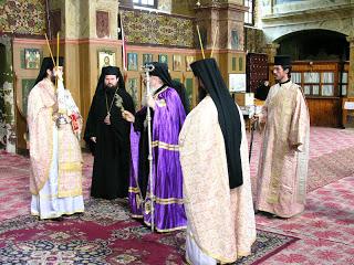 Sinaxa stareților din Arhiepiscopia Clujului…!
