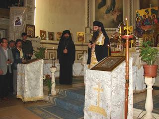 Hirotonirea întru arhiereu a Preasfințitului Părinte Timotei, Episcopul Ortodox Român al Spaniei și Portugaliei – 25 mai 2008, Alcala de Henares, Spania