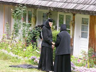 Pelerinaj la cateva manastiri moldovenesti…!
