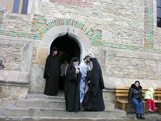 Manastirea Neamt – 07.12.2008