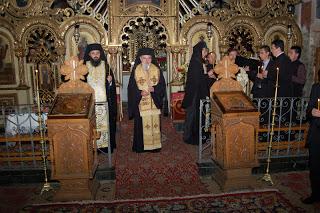 Tunderea în monahism a părintelui Iosif Moldovan…!