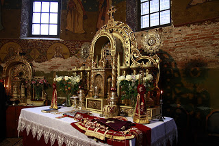 Sinaxa monahală, Mânăstirea Nicula, PS. Justin Sigheteanul – 2010