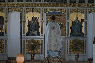 Viile Tecii, Bistrita-Nasaud, Instalarea preotului paroh Daniel Bogdan – 2011