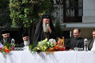 Festivitatea de absolvire Seminarului Teologic Cluj-Napoca – 2011