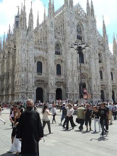 Vizită Italia 2011