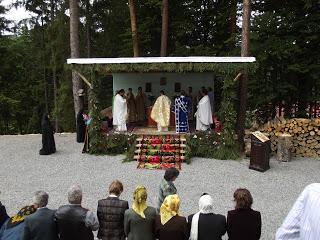 Mânăstirile Ciucea, Piatra Craiului și Râșca Transilvană 08.09.2011