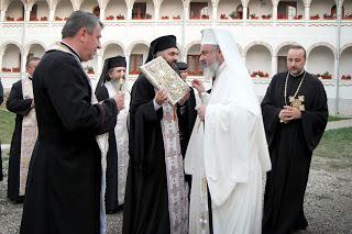 Vizita PF. Daniel – Patriarhul Romaniei la Manastirea Mihai Voda