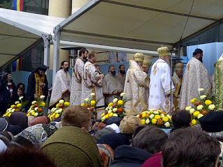 Cuvioasa Parascheva, Iasi – 2011