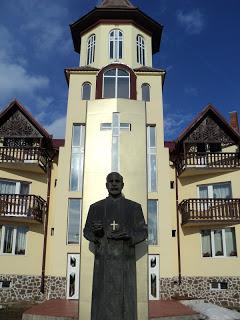 Protopopiatul Huedin și Mânăstirea Râșca Transilvană, jud. Cluj