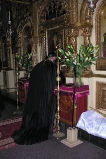 Tunderi în monahism – Gavriil și Anastasie – Mânăstirea Nicula