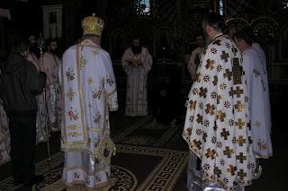 Hirotonii – Siluan și Atanasie – Mânăstirea Nicula