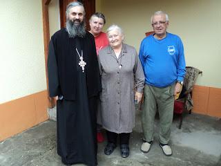 Vizită la Familia Crișan din Gherla, jud. Cluj…!