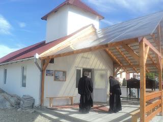 "Șantierul Bisericii ""Sfântul Nectarie"" Dej…!"