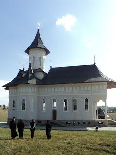 Mânăstirea Râșca Transilvană…!