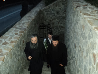 Seara la Manastirea Ciucea…!