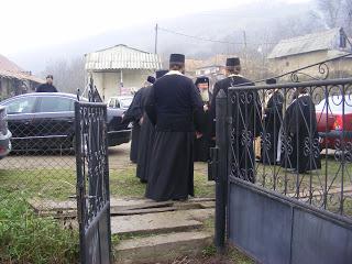 Botezul pruncului Dimitrie Casian Gerghel, Parohia Giula, jud. Cluj…!