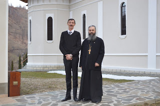 Manastirea Rebra-Parva…!