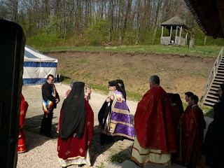 "Hramul Manastirii ""Sfintii Ilie si Lazar"" Cristorel, jud. Cluj…!"
