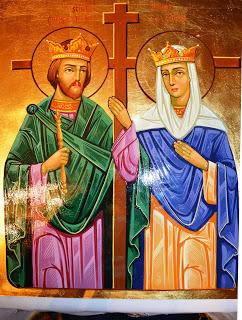 Vecernia cu Litie si botez, Manastirea Dobric…!