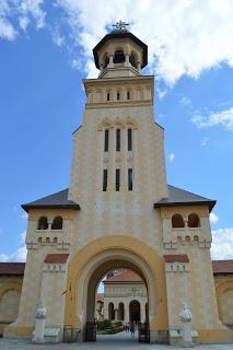 Botezul pruncului Teodor Parasca, Catedrala Reintregirii Alba Iulia…!