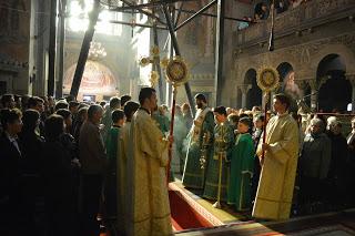 Sfantul Cuvios Dimitrie Basarabov, Catedrala Mitropolitana Cluj-Napoca