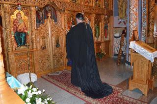 Tundere in monahism la Manastirea Floresti-Cluj