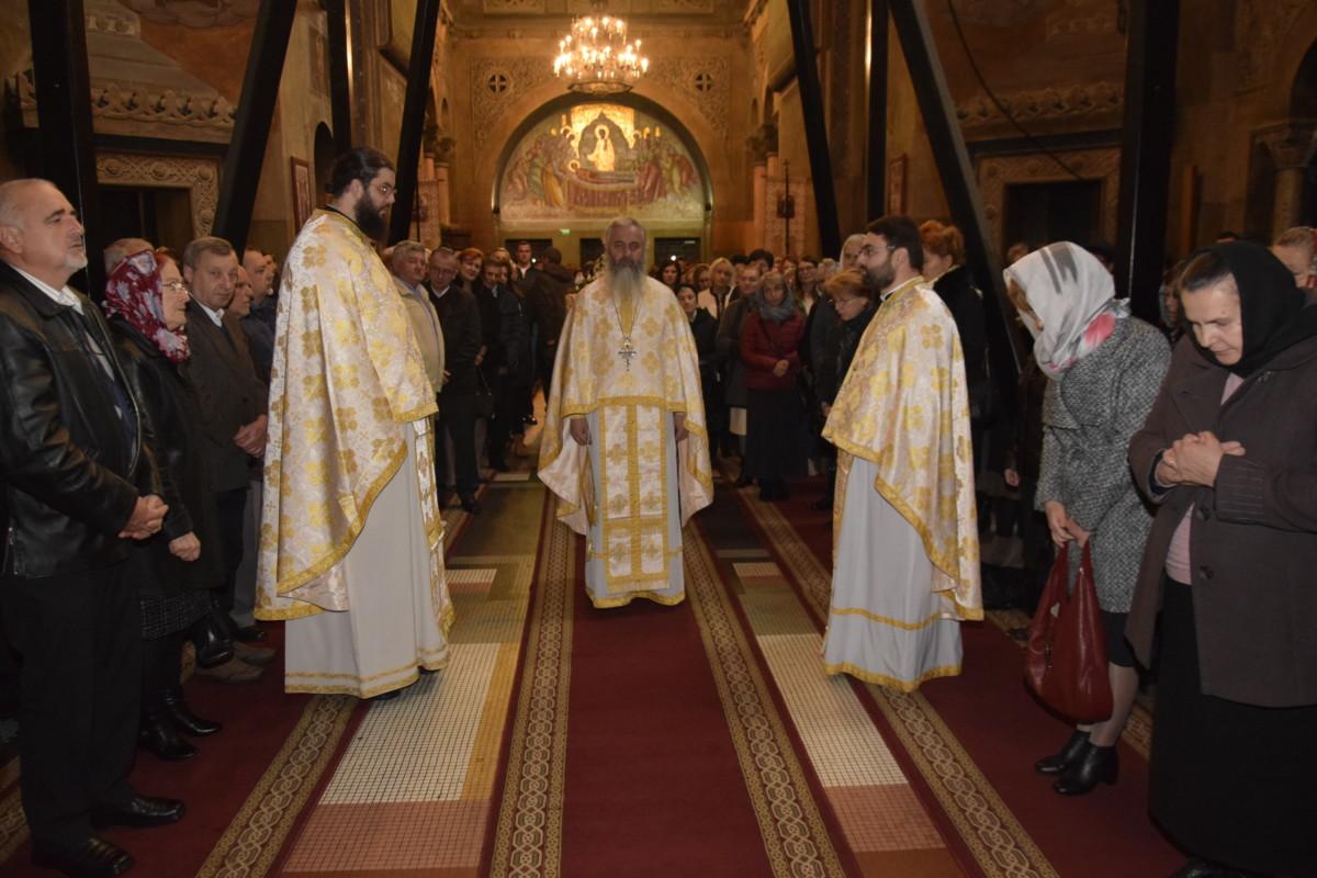Duminica a 25-a după Rusalii, a Samarineanului milostiv, Catedrala Mitropolitana Cluj-Napoca