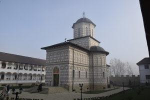 Soborul Sfintilor Arhangheli Mihail si Gavriil si al Tuturor Cerestilor Puteri, Manastirea Mihai Voda Turda, jud. Cluj