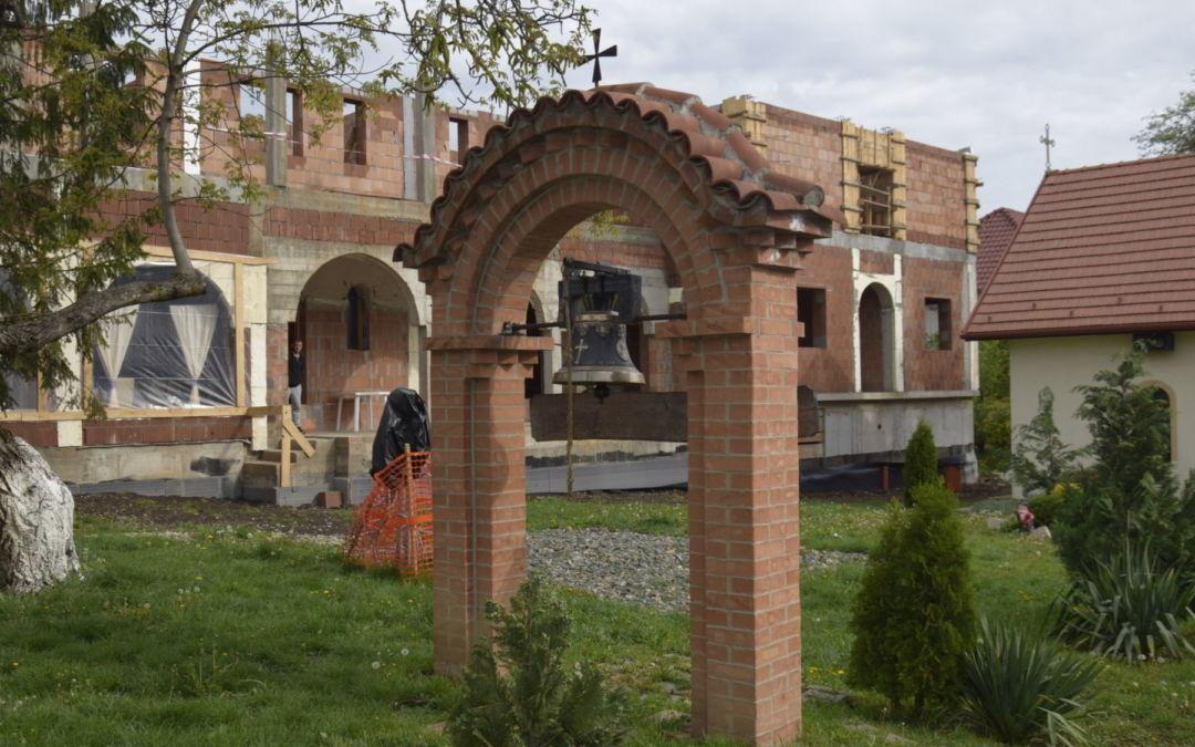Hramul Manastirii Sfanta Elisabeta, Cluj-Napoca