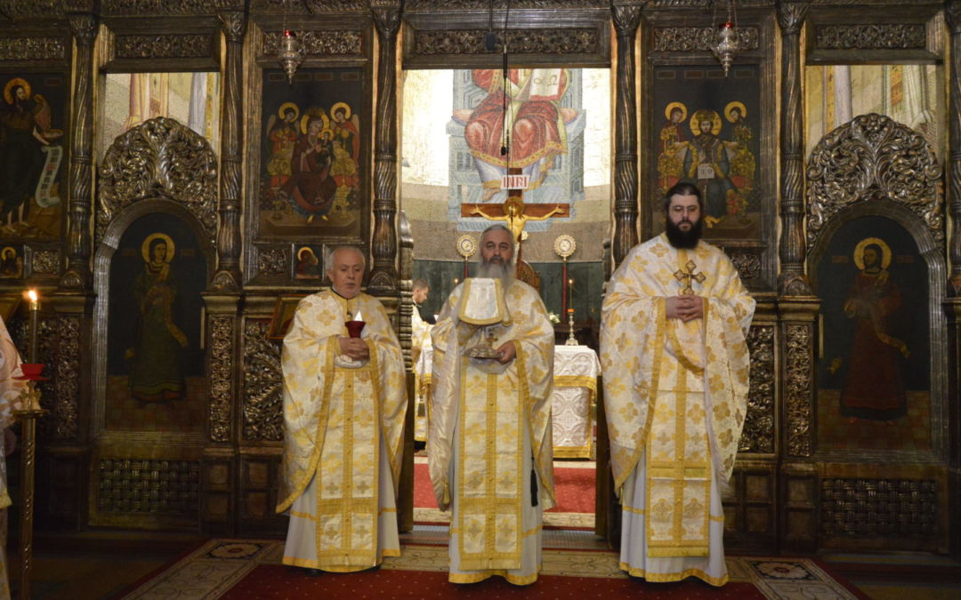 Duminica a 7-a dupa Pasti, Catedrala Mitropolitana, Cluj-Napoca