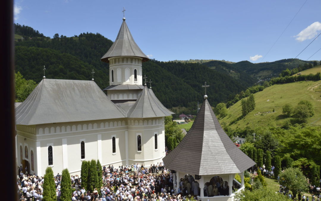 Sfintii Apostoli Petru si Pavel, Hramul Manastirii Rebra – Parva, Bistrita-Nasaud