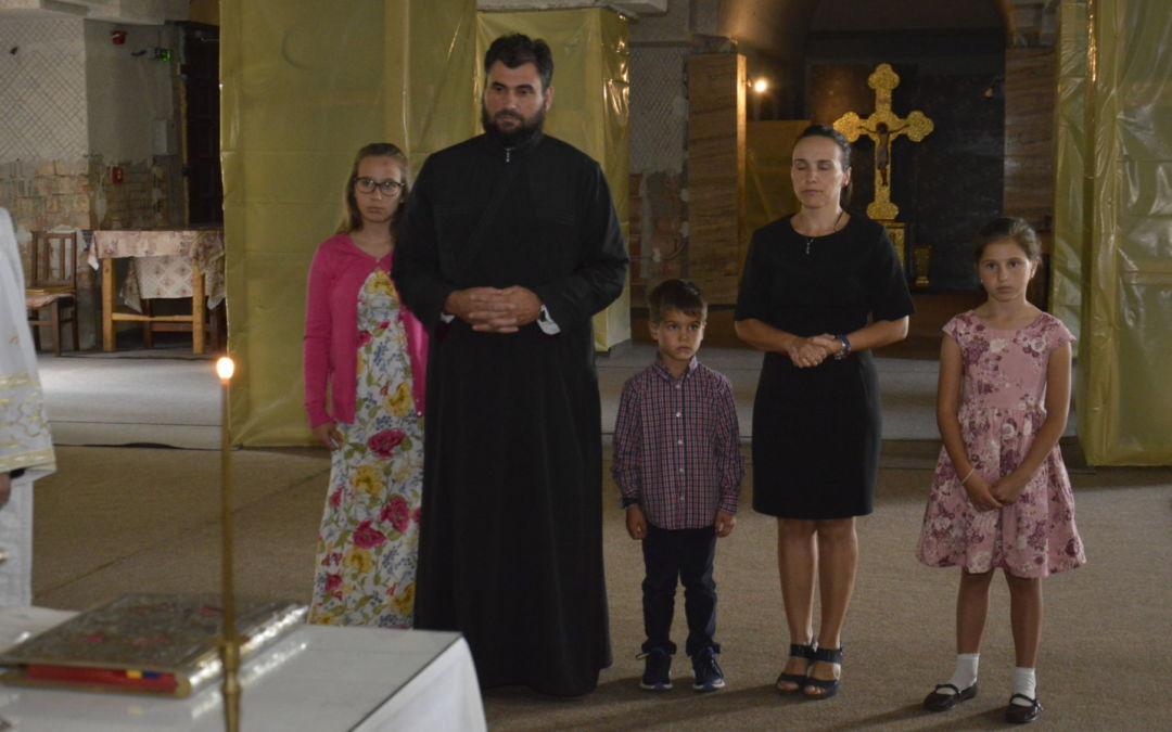 Tedeum, Fam. Daniela si Pr. Emilian Geabana, Manastirea Nicula, Cluj