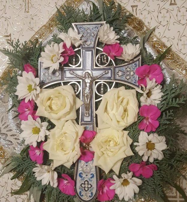 "Inaltarea Sfintei Cruci, 14 septembrie 2019, Catedrala Episcopala ""Sfantul Nicolaie"" Gyula, Ungaria"