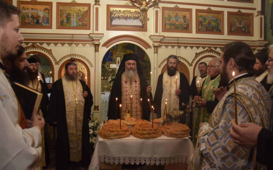 Parastasul Parintilor Iustin si Ludovica Moldovan, Agrisu de Sus, Bistrita-Nasaud