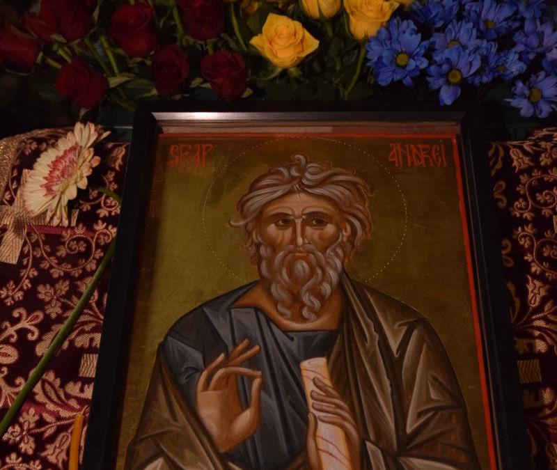 Sfantul Apostol Andrei, Cel Intai chemat, Ocrotitorul Romaniei, Catedrala Mitropolitana, Cluj-Napoca