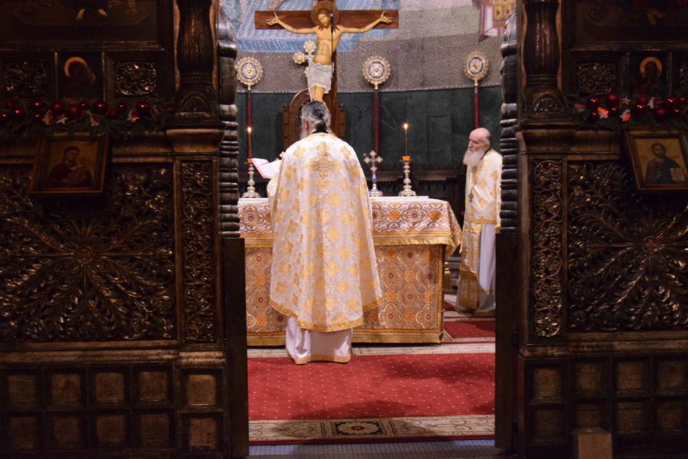 Duminica dinaintea Botezului Domnului, Ajunul Bobotezei