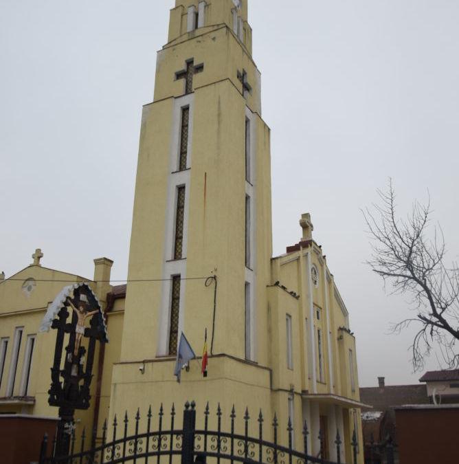 Duminica dupa Botezul Domnului, Parohia Iris, Cluj-Napoca